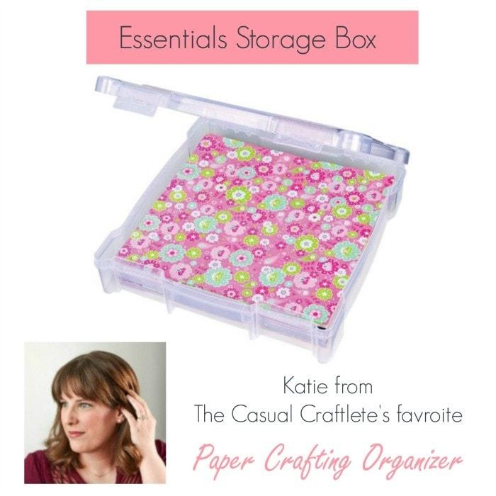 Essentials Storage Box