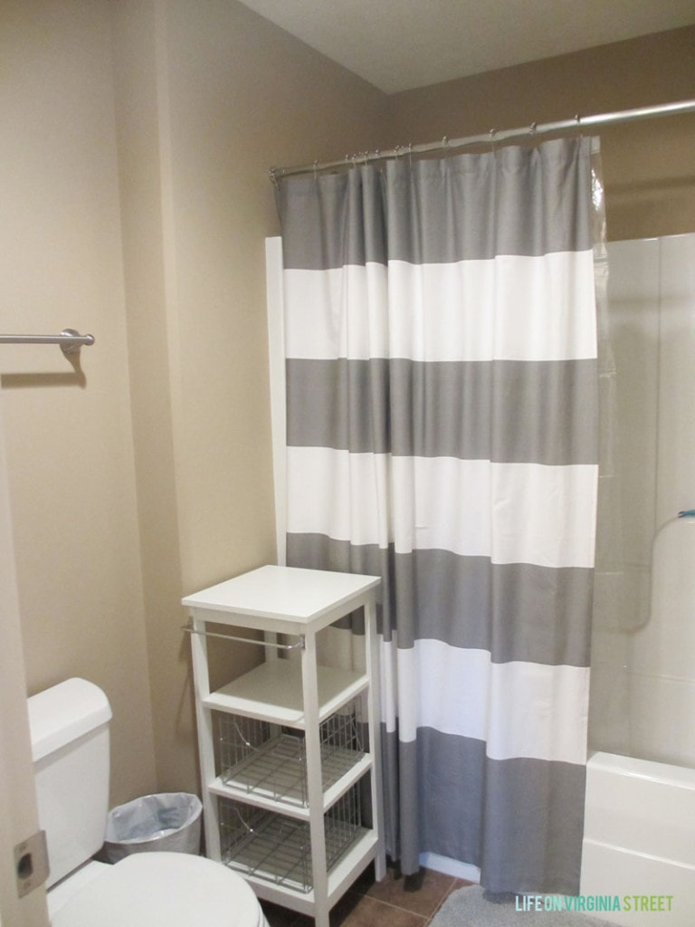 King Guest Bathroom - Life On Virginia Street
