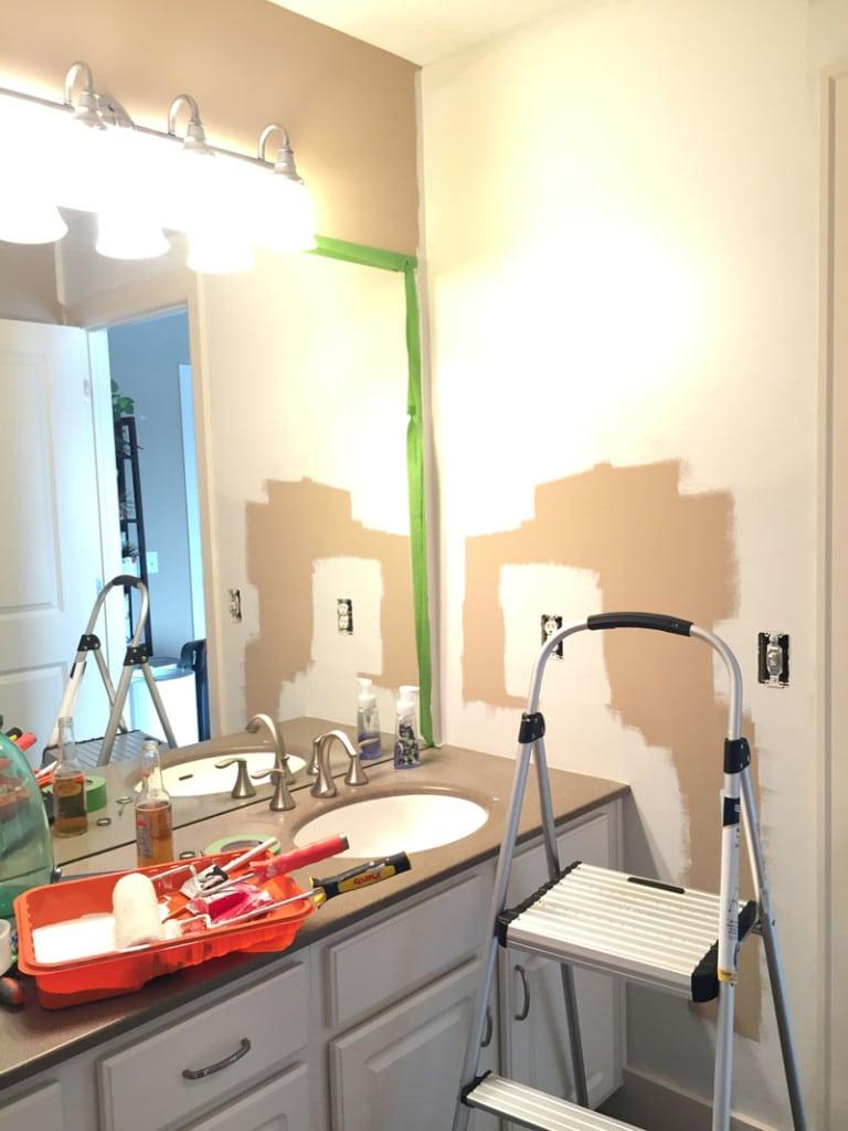 King Guest Bathroom Paint - Life On Virginia Street