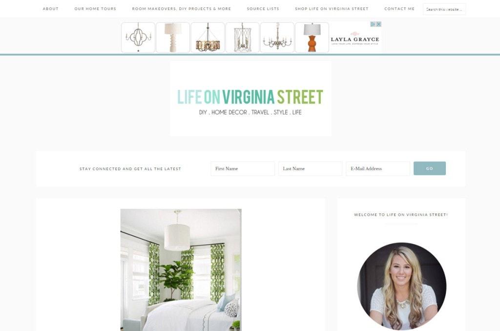Life On Virginia Street Blog