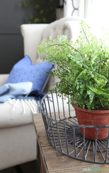 Adding Life Through Decor in the Dead of Winter + A Giveaway!