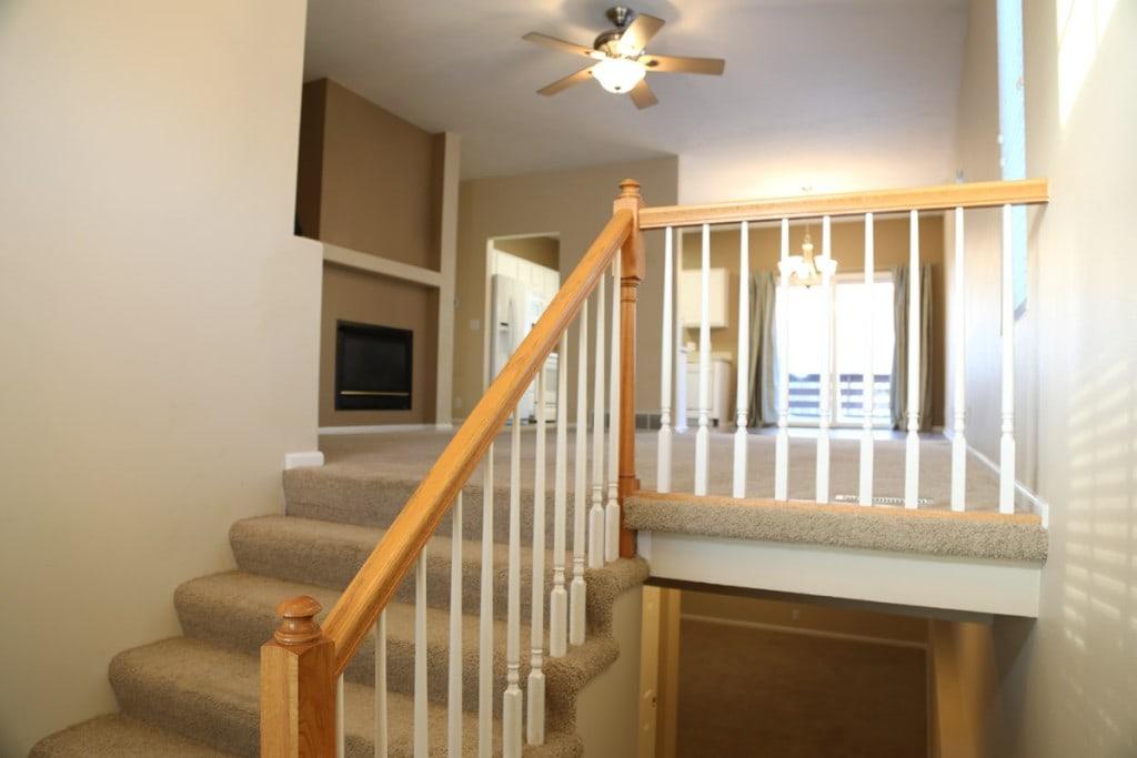 Rental House Entryway
