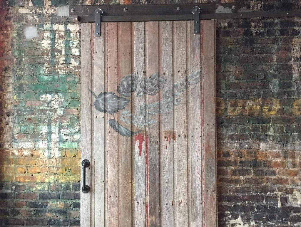 Scriptown Brewing Omaha Door