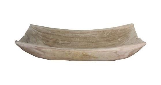 Wood Bowl Tray