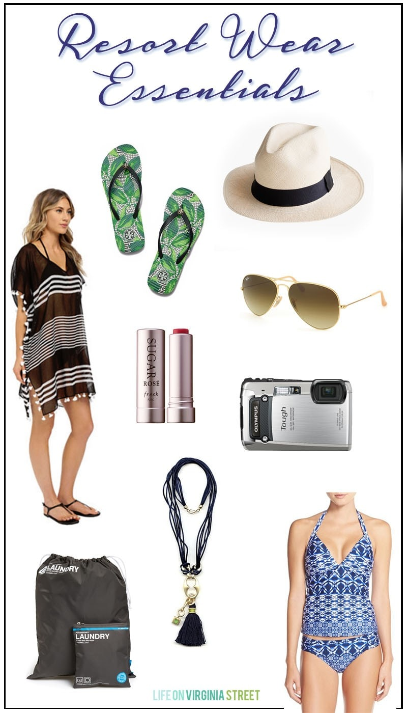 My Resort Wear Picks