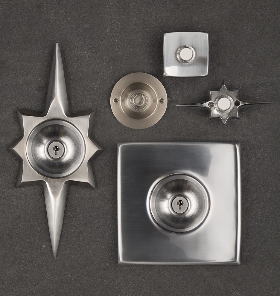 Star Doorbell and Star Door Handle Options