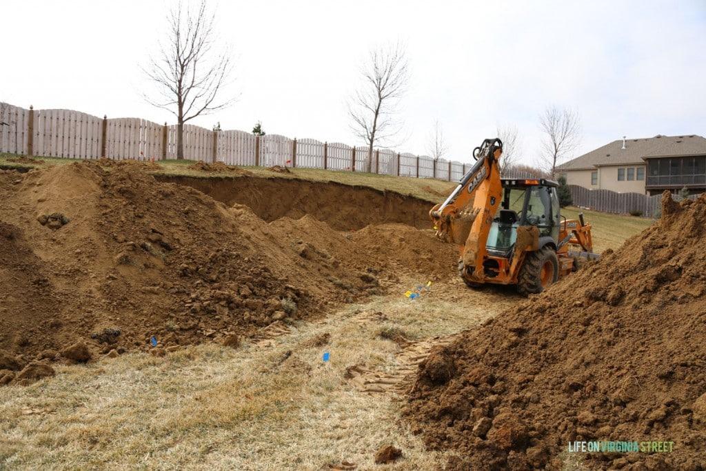 Backyard Dig
