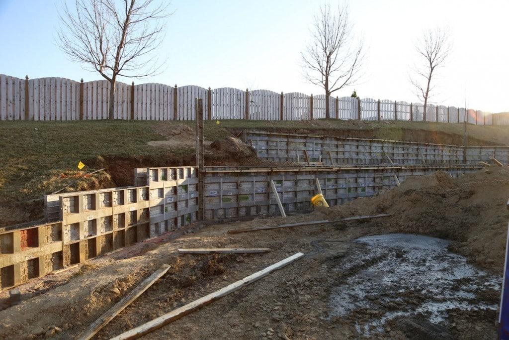 Backyard Wall 03-10-16