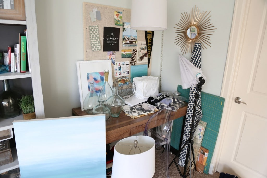 Craft Room Real Life Home Tour