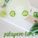Jalapeno Lime Margarita Recipe
