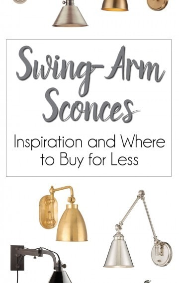 Swing Arm Sconces