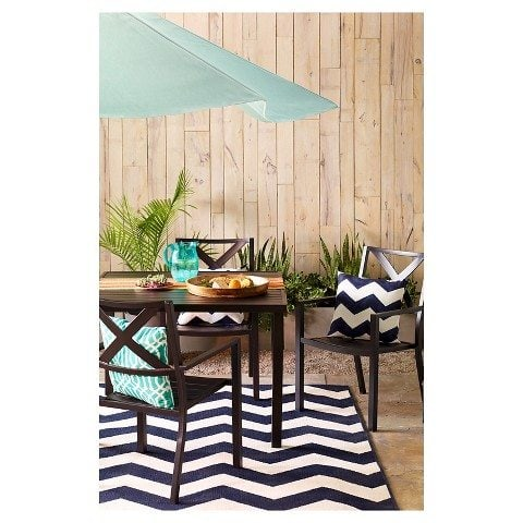 Afton Outdoor Dining Chair