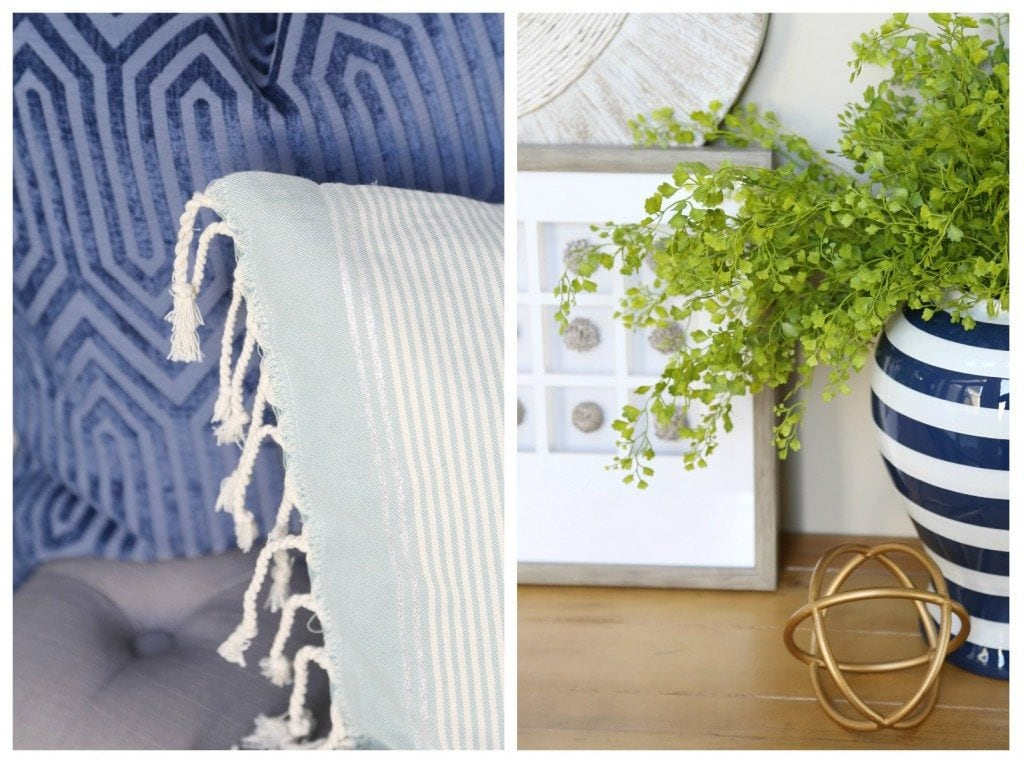 Entryway Details for Spring from Life On Virginia Street