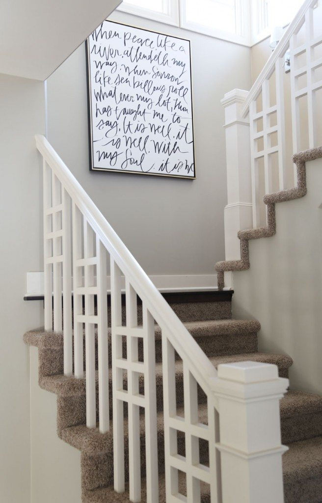 Spring Entryway Tour Welcome To Our Home Life On
