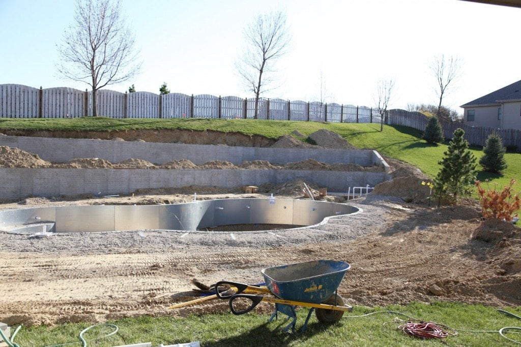 Pool Backfill View 04-13-16