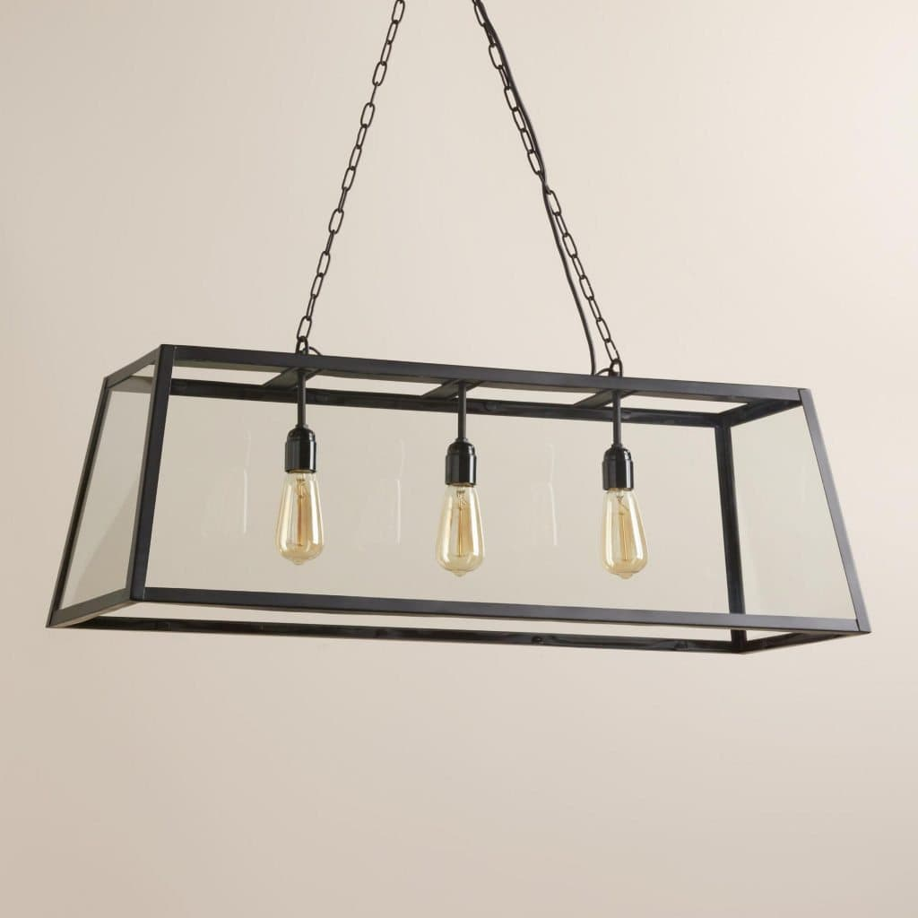 Edison Bulb Light Fixtures Linear Industrial Chandeliers: Sleek & Chic Design| Life ...