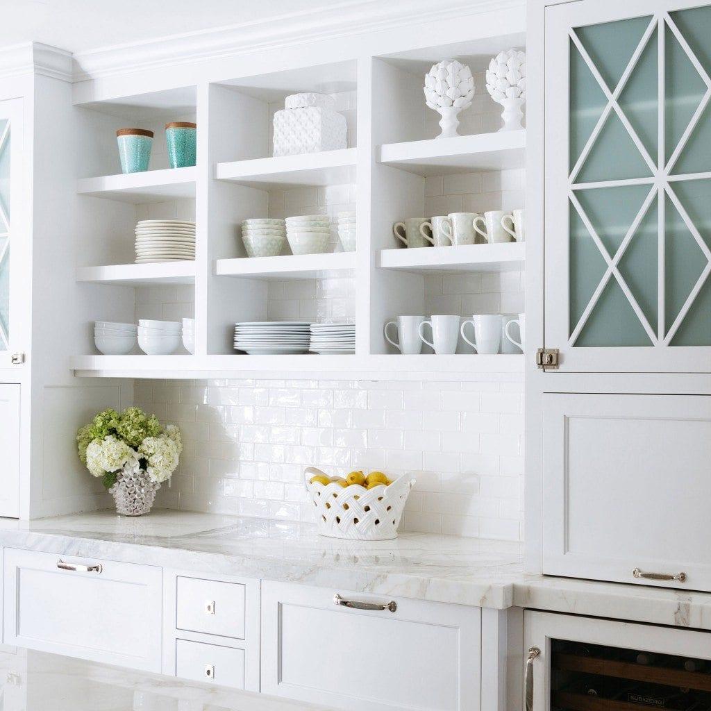 Waterleaf Interiors White Kitchen