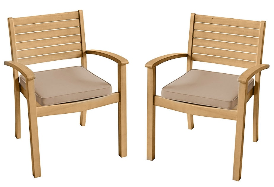 Eucalyptus Patio Chairs