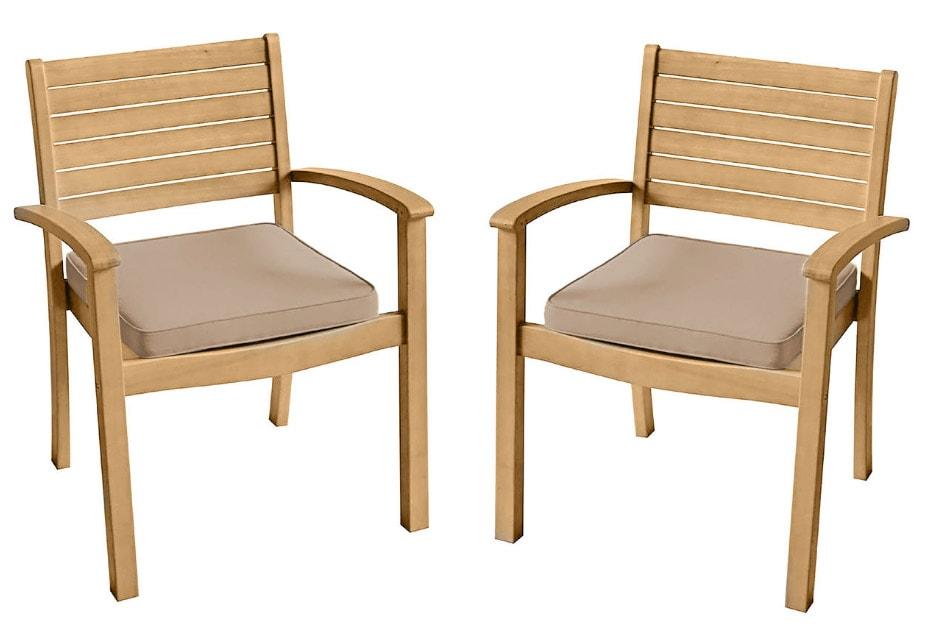 Eucalyptus Patio Chairs