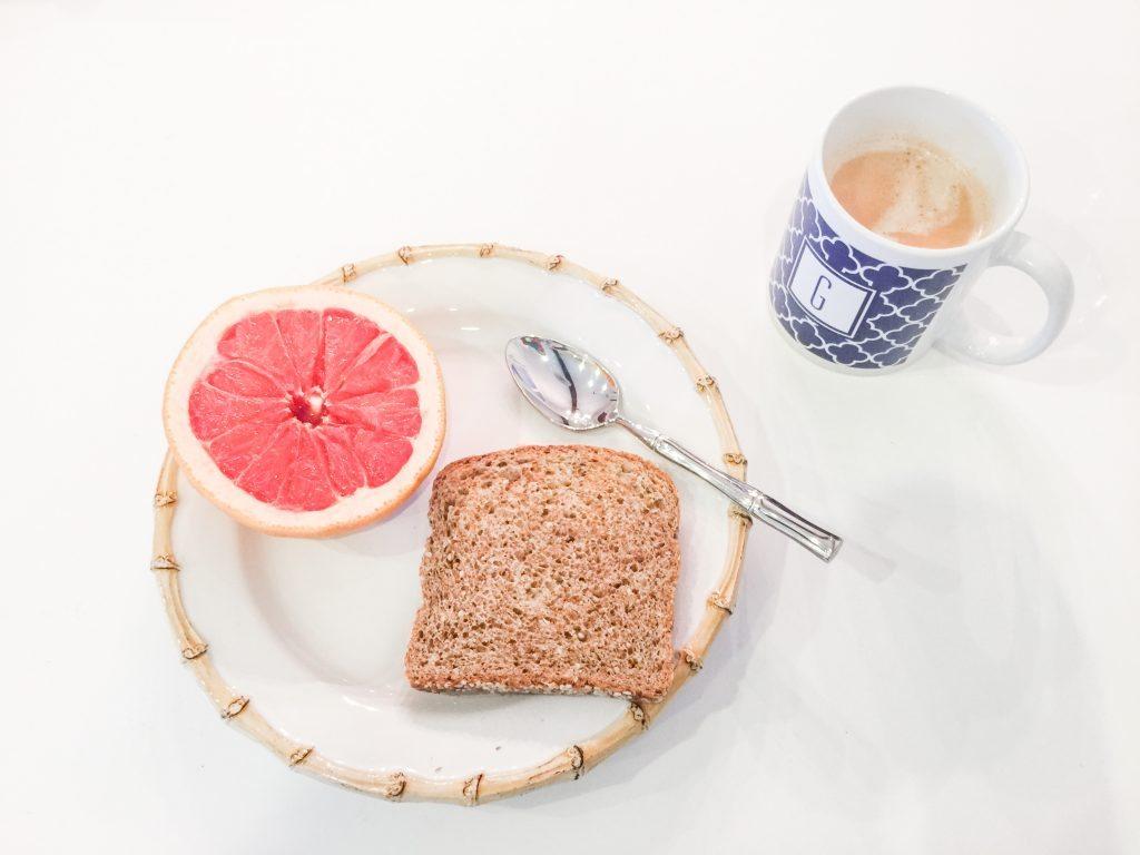 Healthy Breakfast via Gray Malin