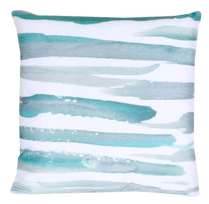 Watercolor Outdoor Pillows
