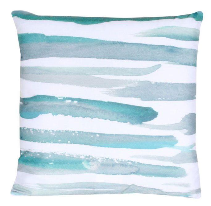 Watercolor Outdoor Pillows