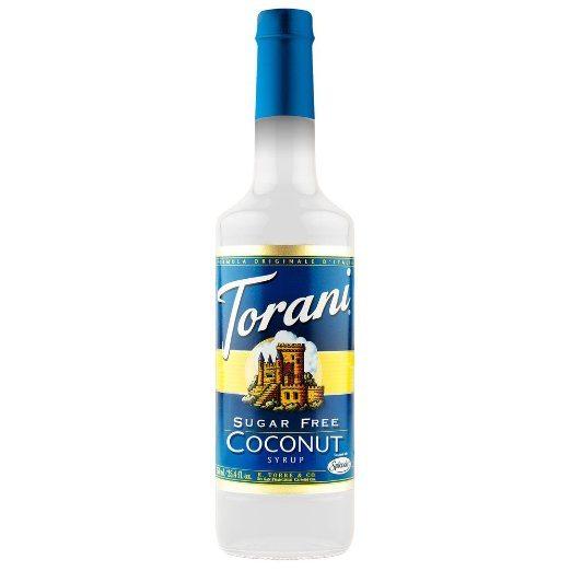 Sugar Free Coconut Syrup