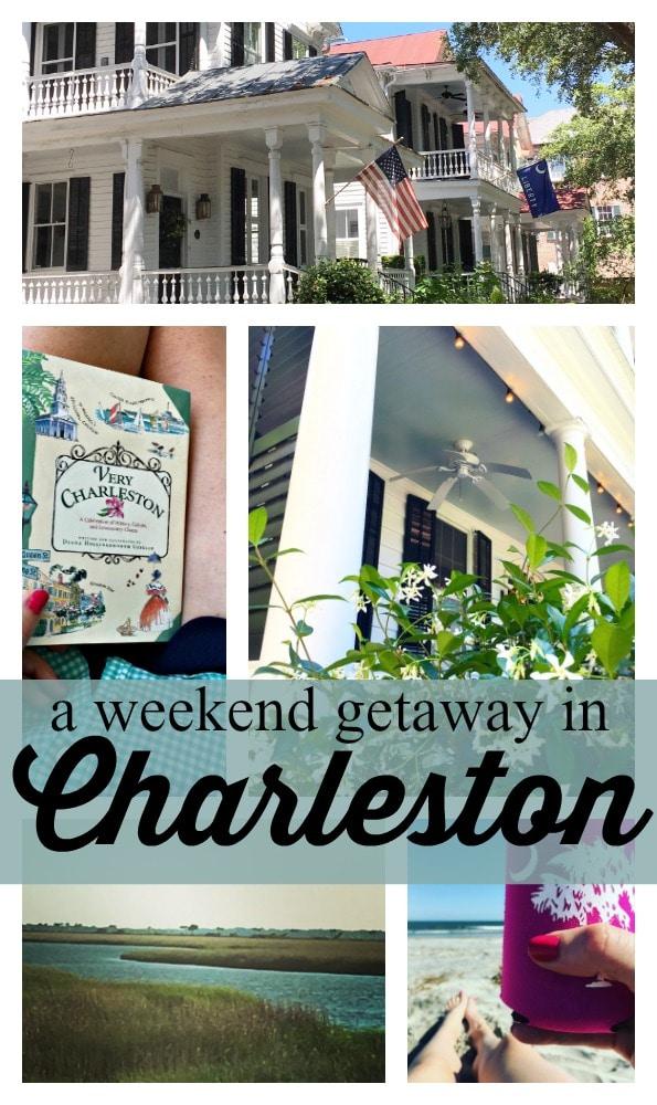 Charleston Weekend Getaway Trip Recap