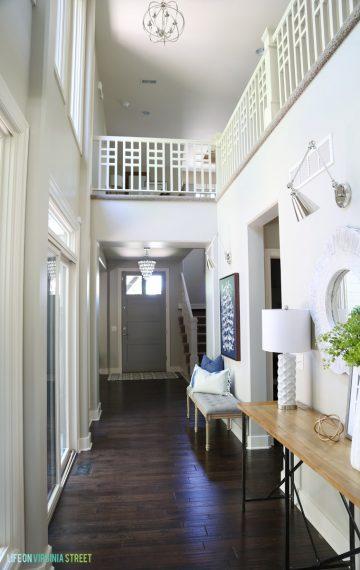 New Hallway Sconces