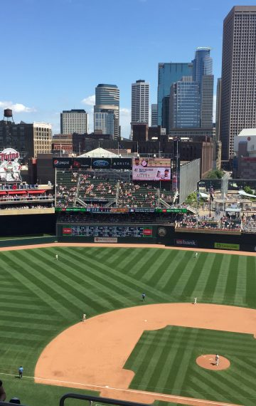 Weekend Recap: Minneapolis