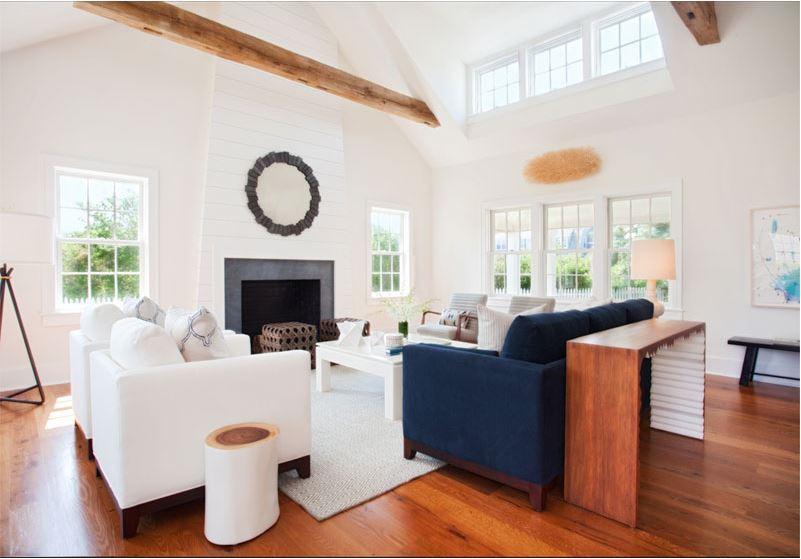 Nantucket Home Tour via Cynthia Hayes Interior Design