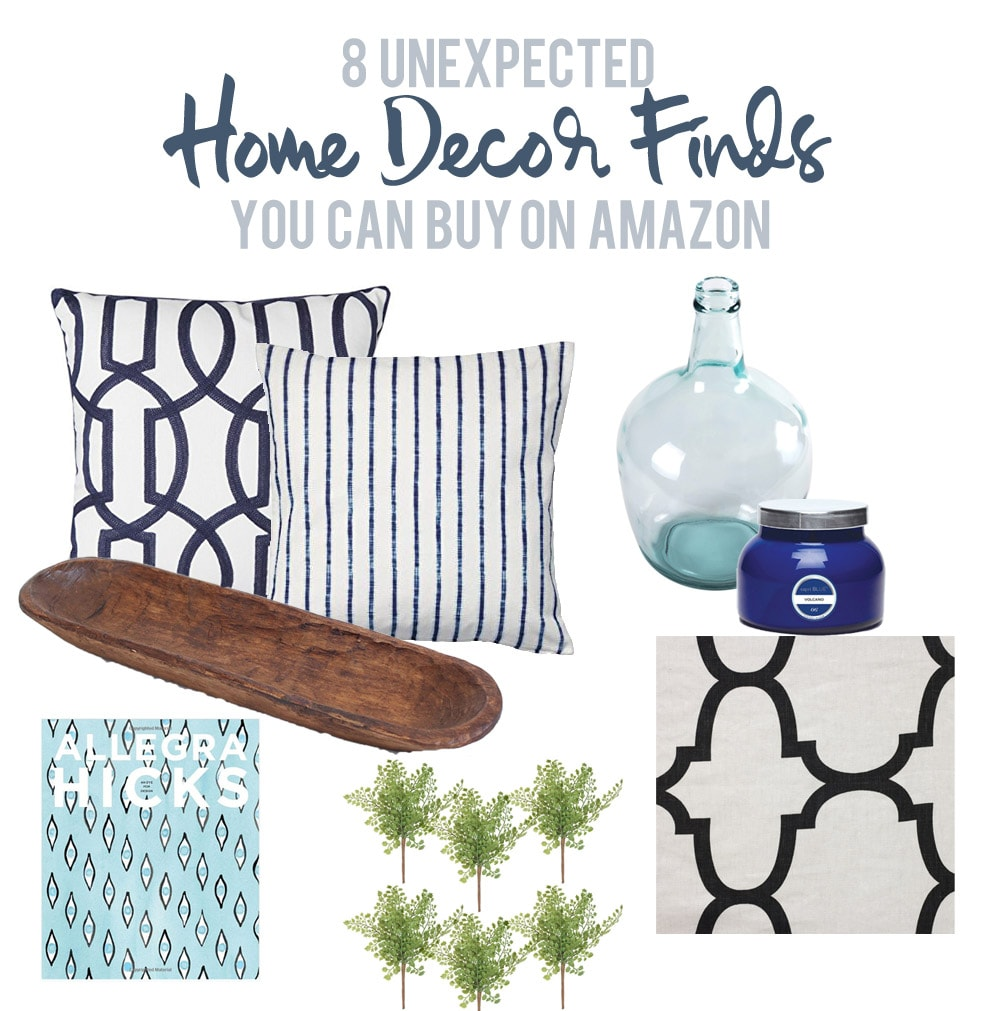 Home decor items you likely never knew were on amazon for Home decorations amazon