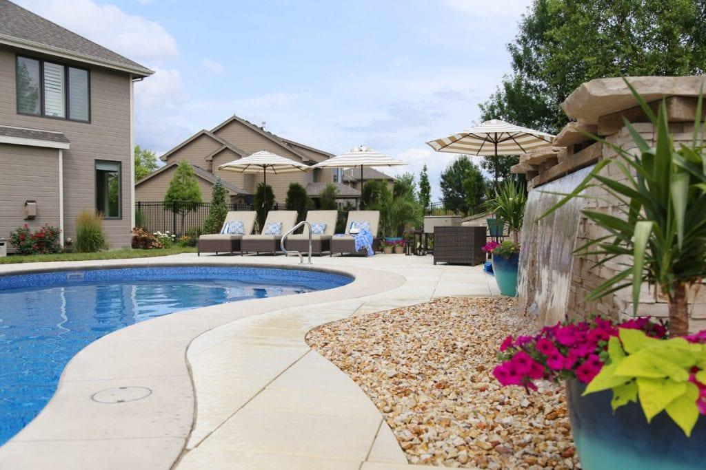 Backyard Staycation via Life On Virginia Street