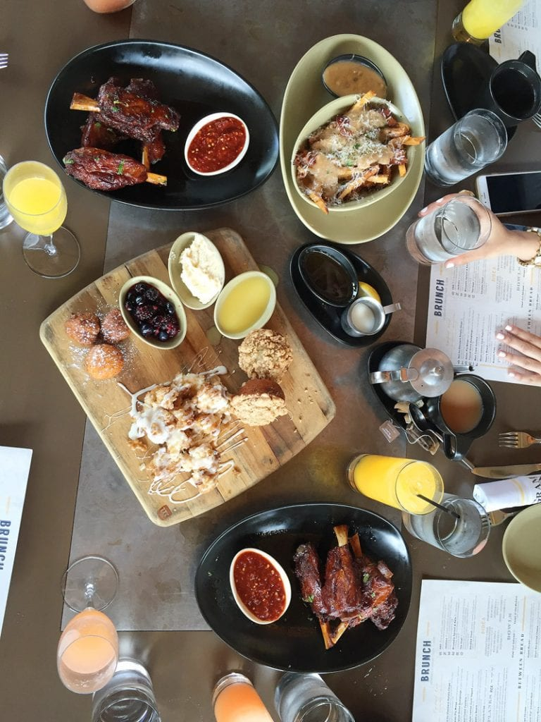 Brunch at Gram & Dun via Life On Virginia Street