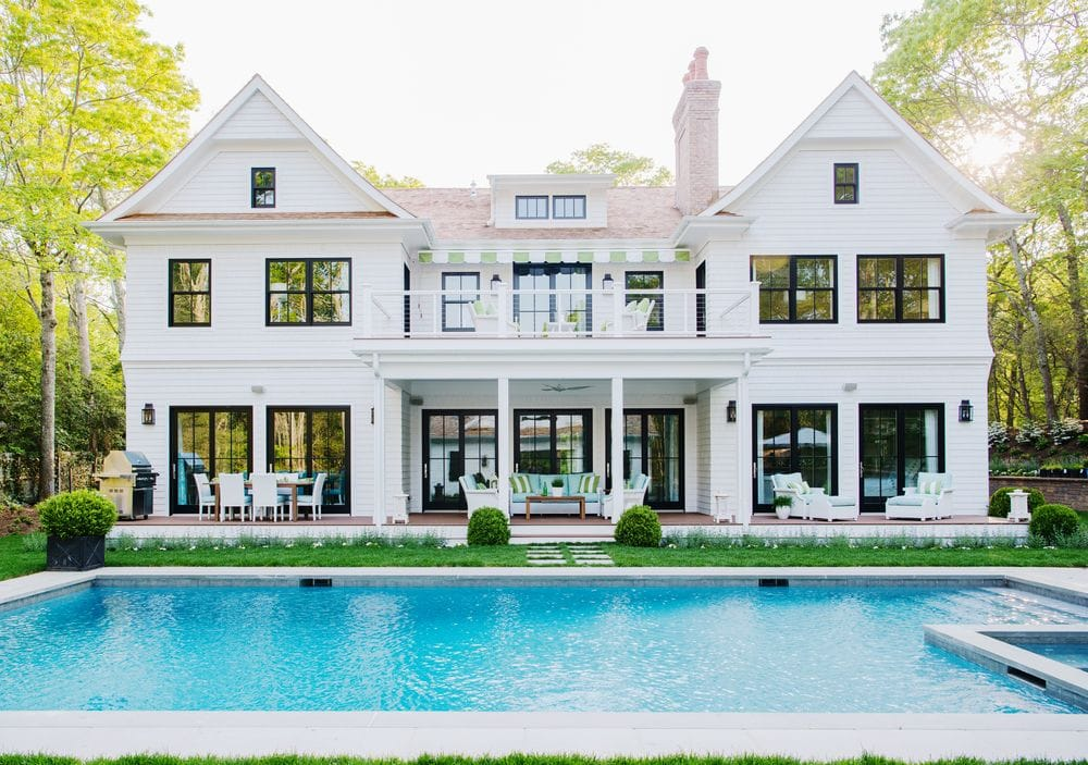 Coastal Living Hamptons Showhouse image via