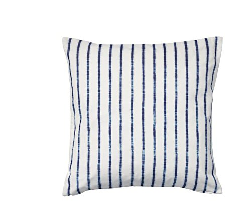 IKEA Striped Pillow Cover