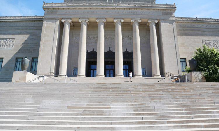 Kansas City's Nelson-Atkins Museum of Art via Life On Virginia Street