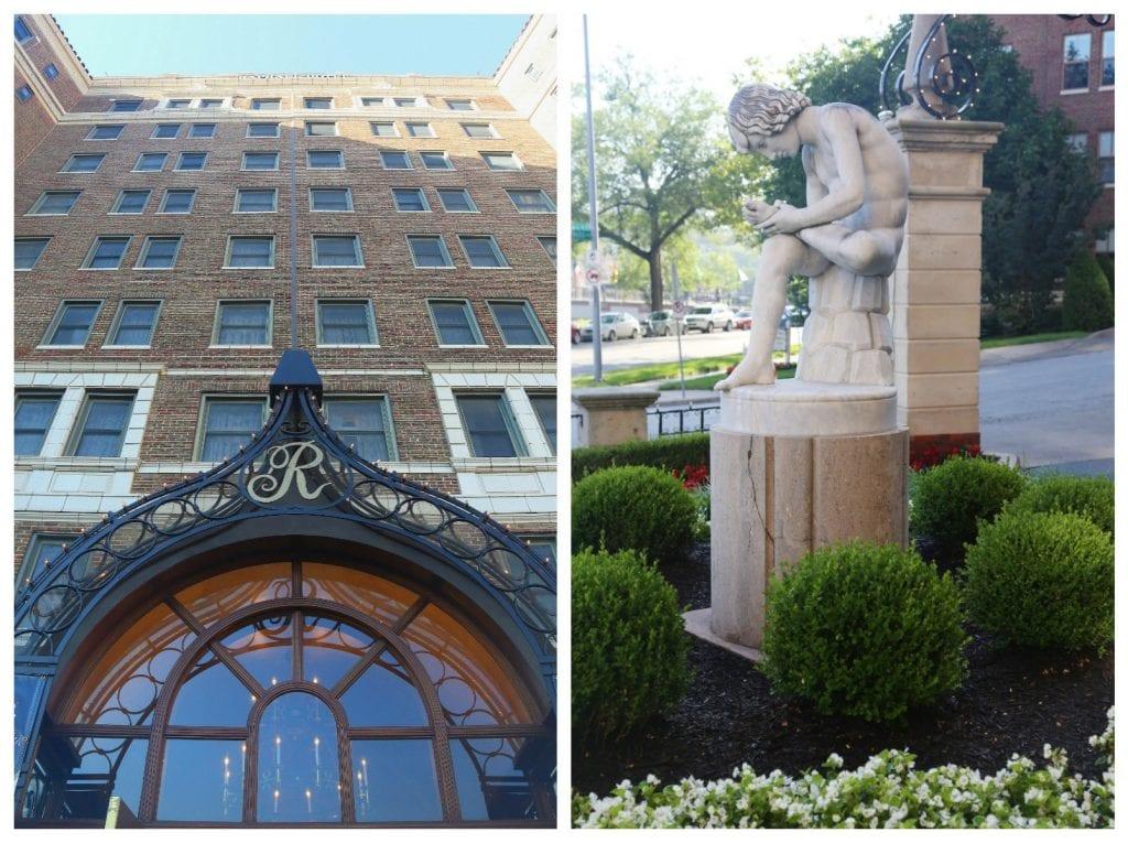 The Raphael Hotel in Kansas City