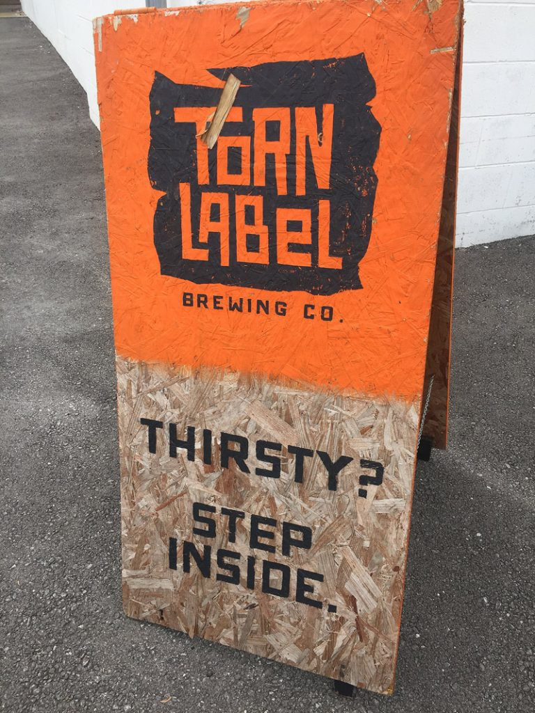 Torn Label Brewery KC