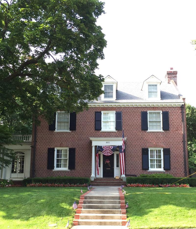Ward Parkway Brick Home