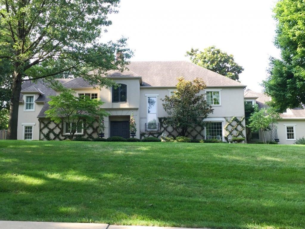 Ward Parkway Home