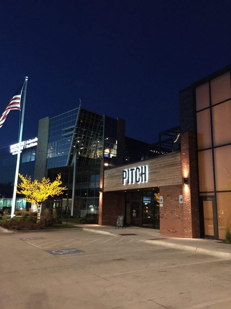 Pitch West Omaha via Life On Virginia Street