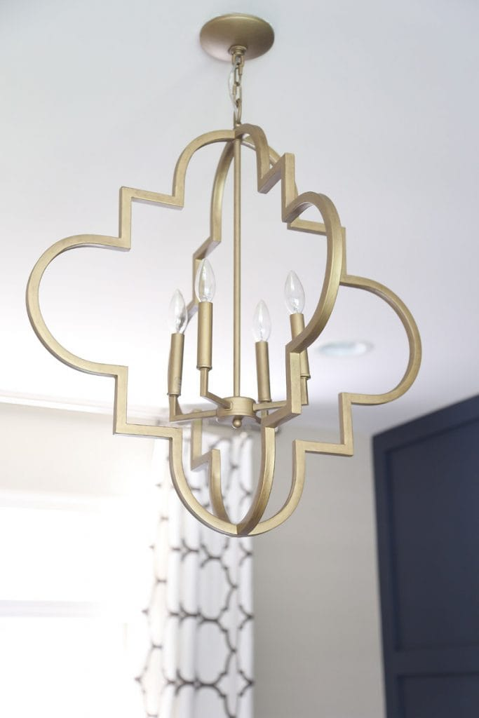 brushed-gold-quatrefoil-light-fixture-from-bellacor