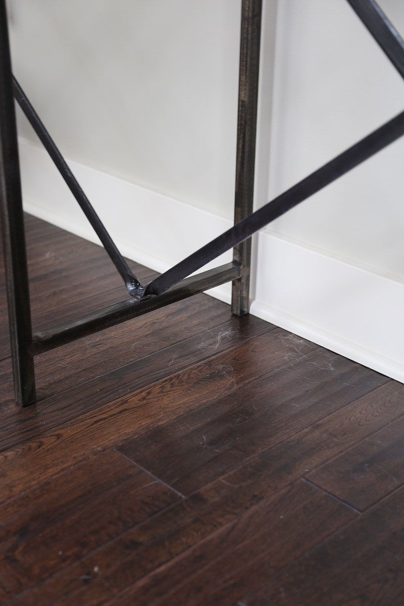 How to keep cats from peeing on hardwood floors