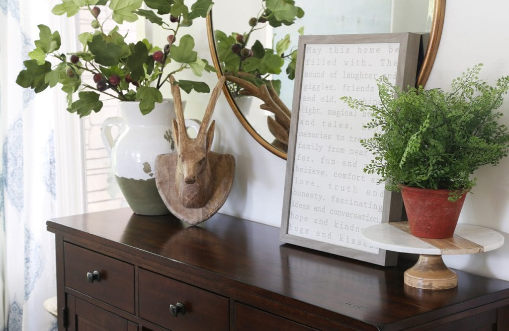fall-dining-room-buffet-table-with-fig-leaves-via-life-on-virginia-street