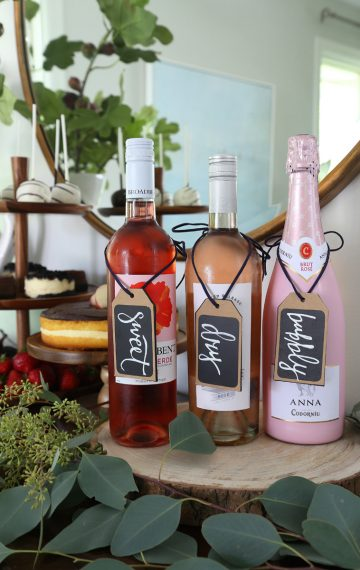 Rosé All Day Party Ideas