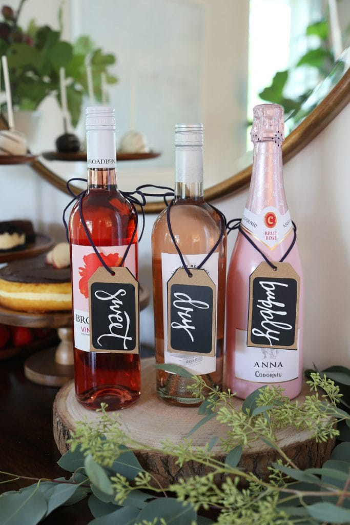 rose-all-day-party-ideas-chalkboard-wine-labels