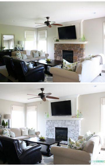 DIY Housewives: Living Rooms