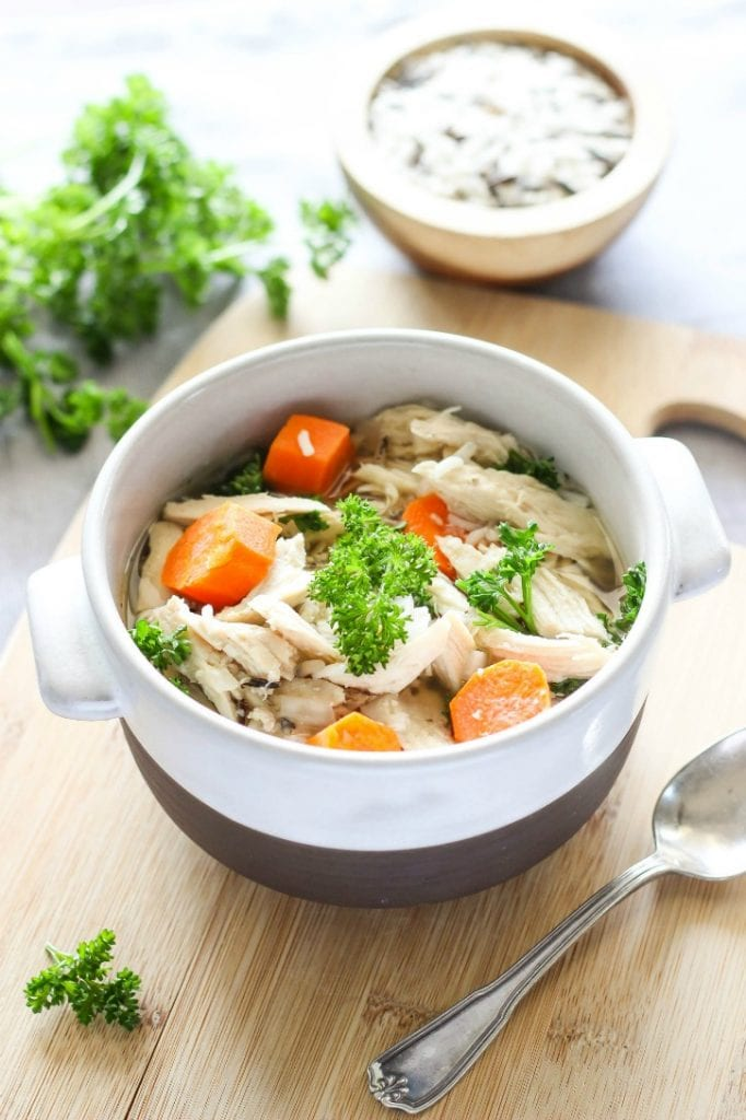 easy-slow-cooker-chicken-and-wild-rice-soup