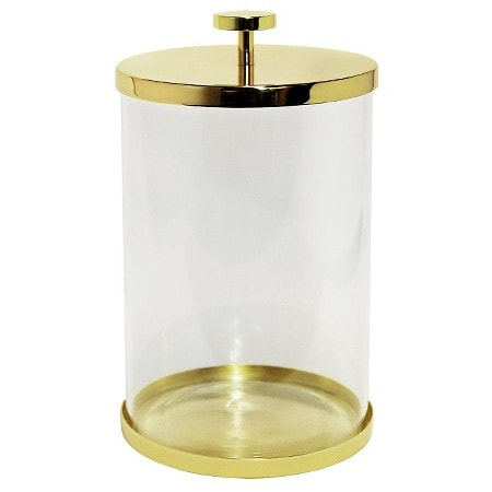 Gold Canister